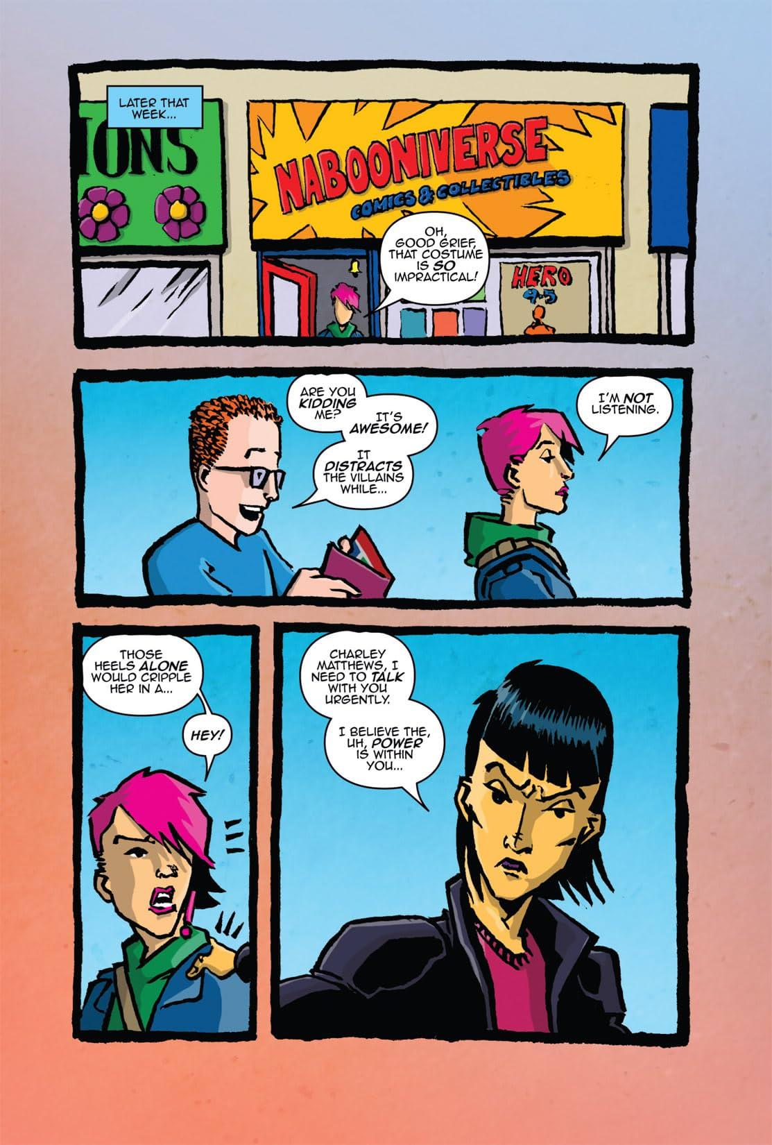 Hypergirl #3
