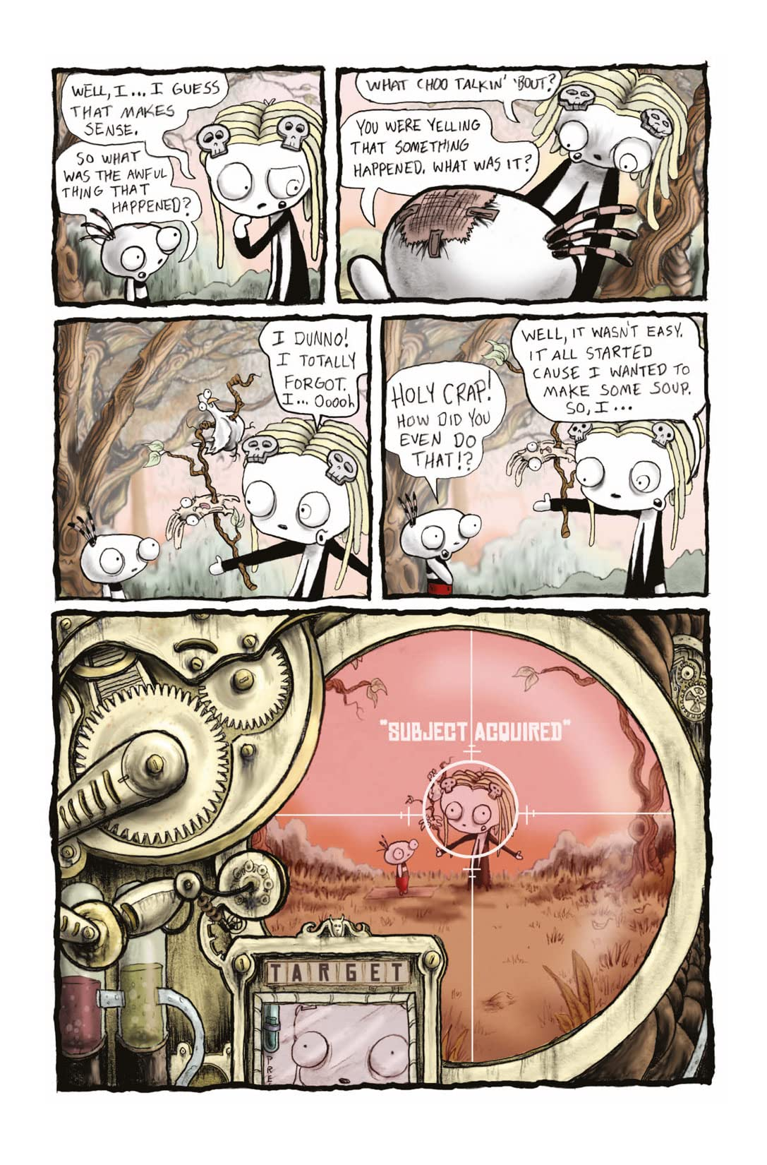 Lenore Vol. 2 #1