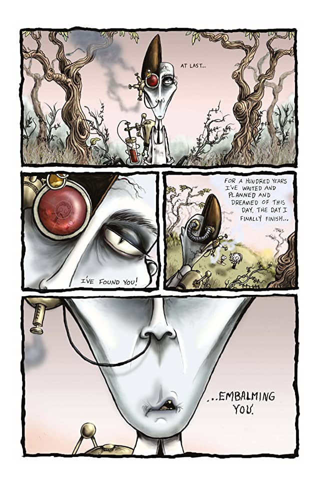 click for super-sized previews of Lenore Vol. 2 #1