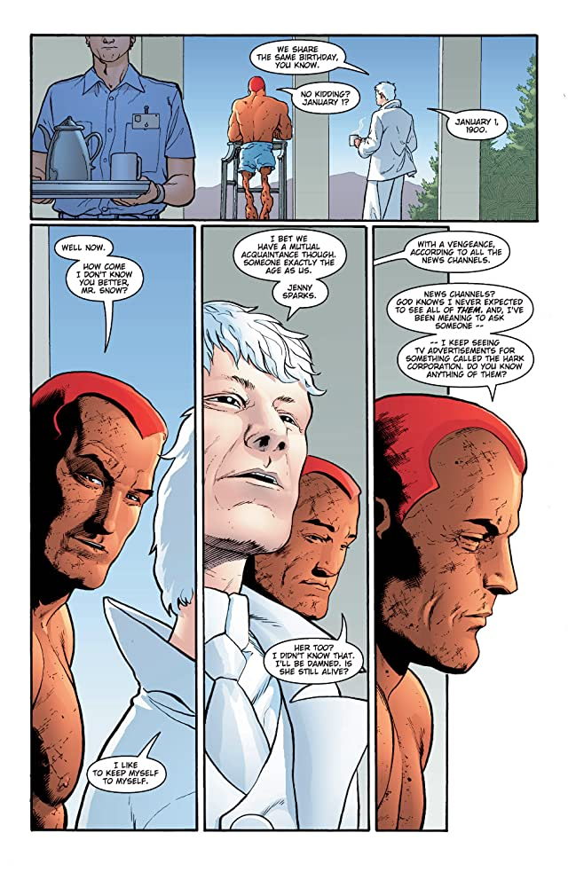 click for super-sized previews of Planetary #5