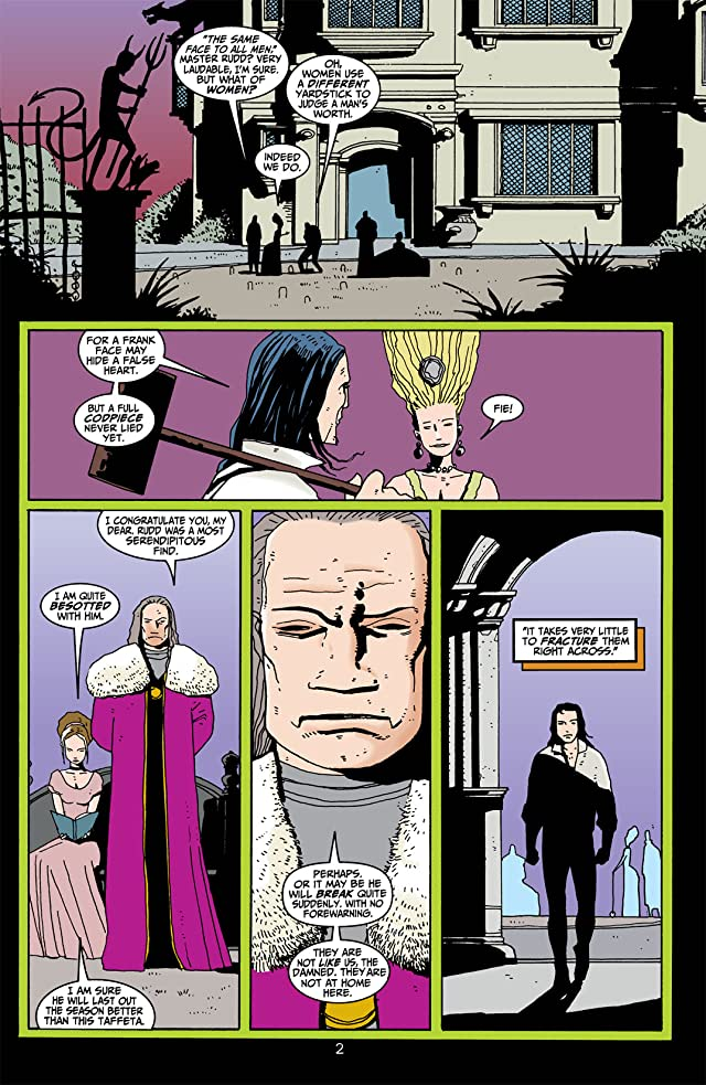 click for super-sized previews of Lucifer #18
