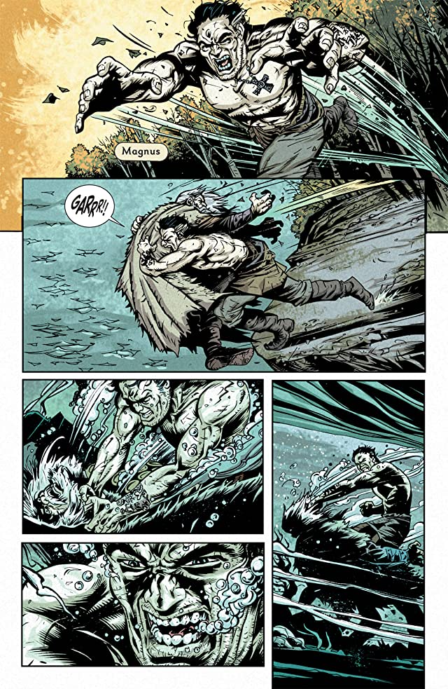 click for super-sized previews of Northlanders #13