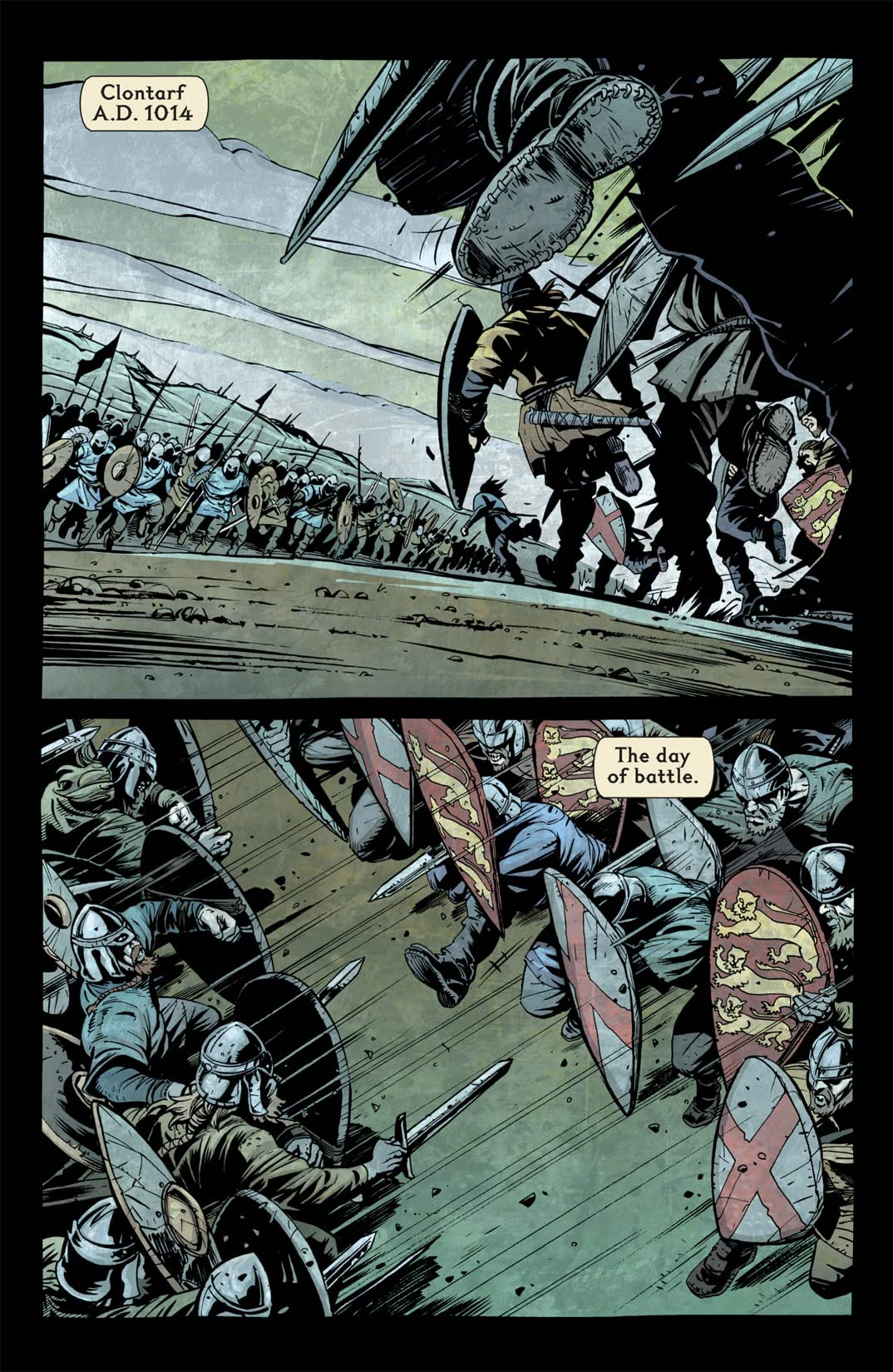 Northlanders #14