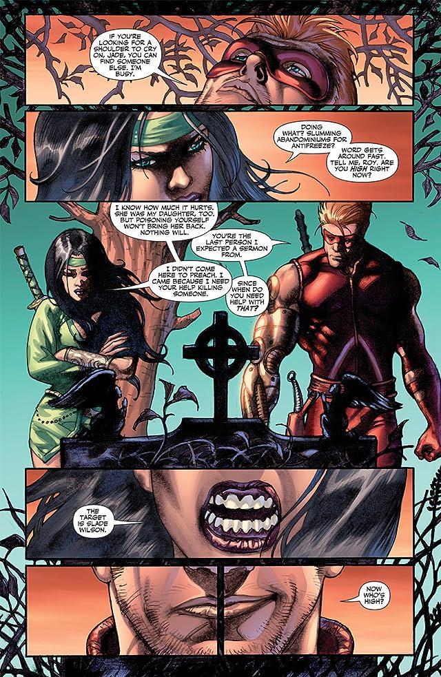 Titans (2008-2011) #26