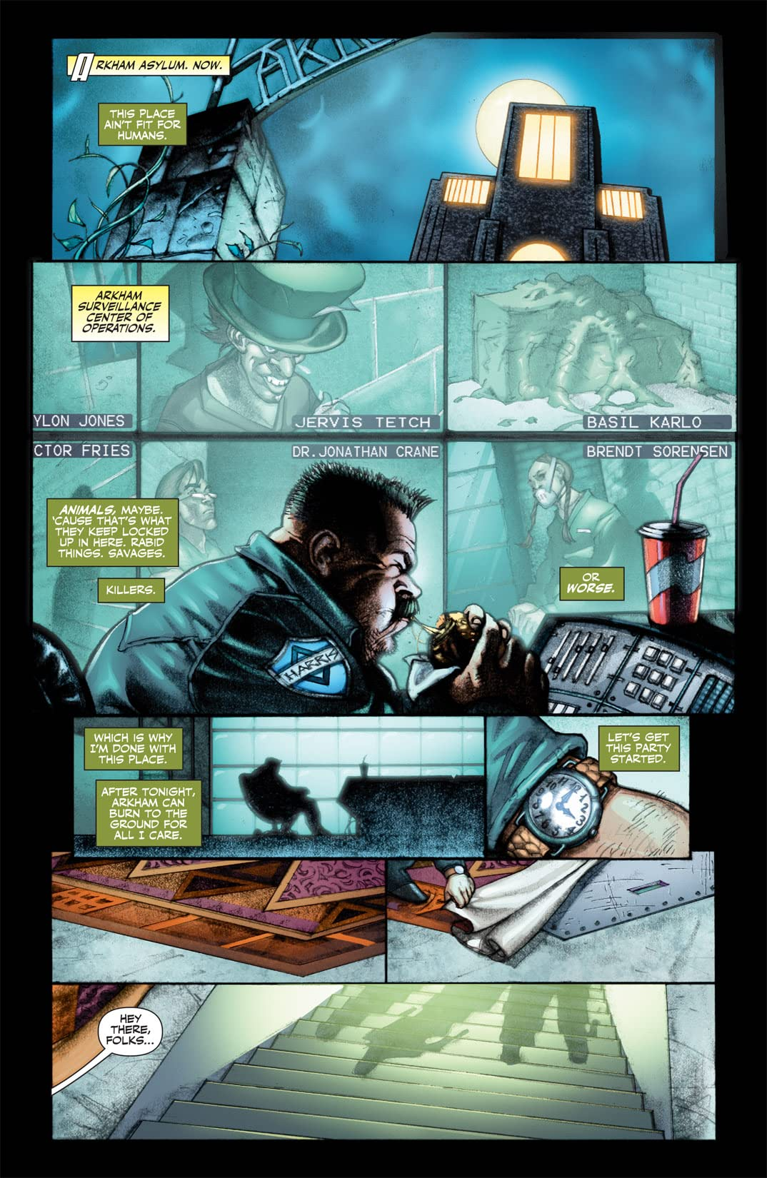 Titans (2008-2011) #28