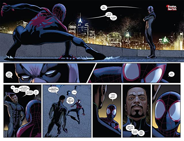 click for super-sized previews of Ultimate Comics Spider-Man (2011-2013) #10