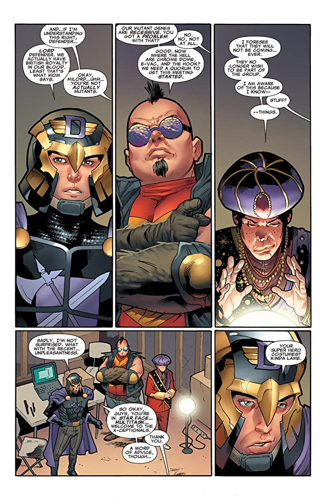 click for super-sized previews of X-Factor (2005-2013) #235