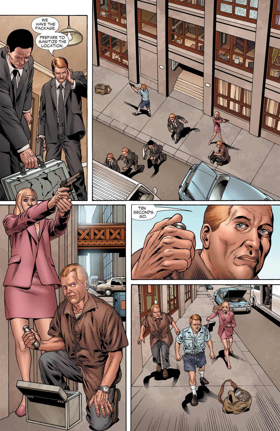 DC Comics Presents: Jack Cross #1