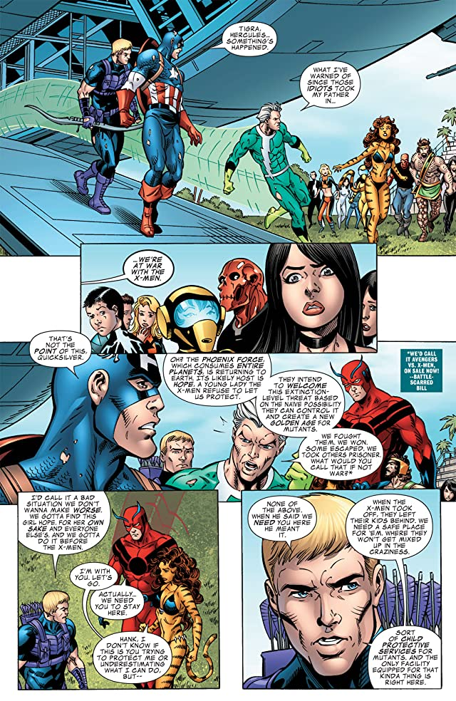 click for super-sized previews of Avengers Academy #29
