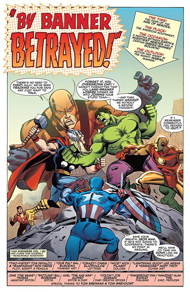 click for super-sized previews of Hulk Smash Avengers #1