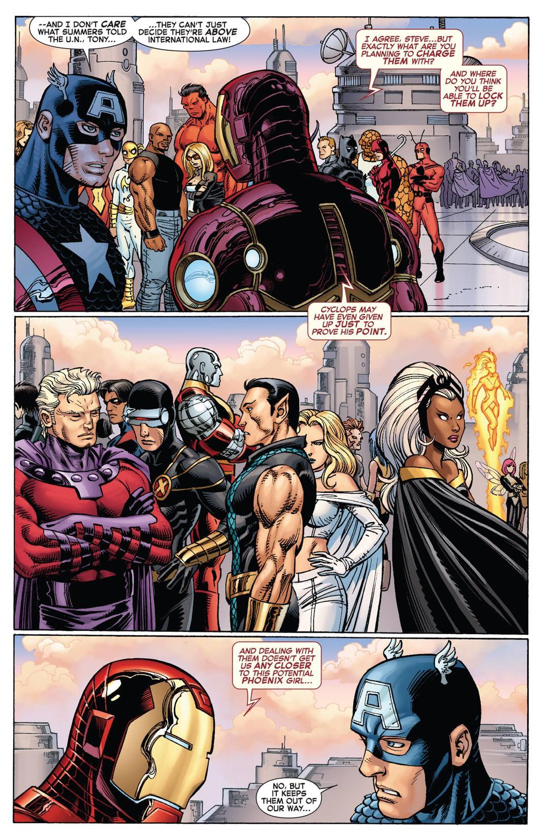 Avengers vs. X-Men #3 (of 12)