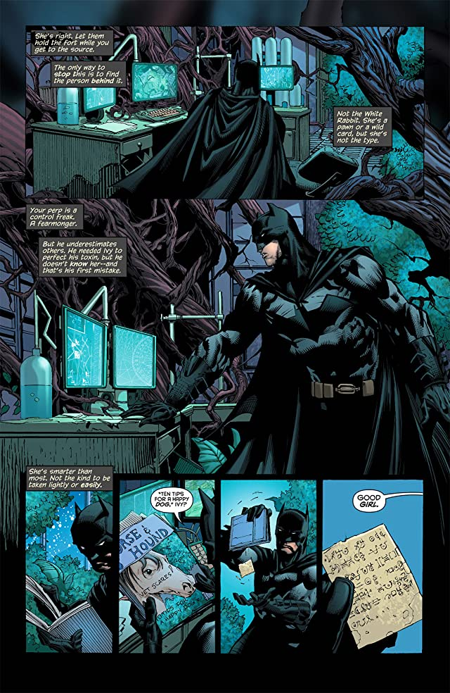 click for super-sized previews of Batman: The Dark Knight (2011-2014) #4