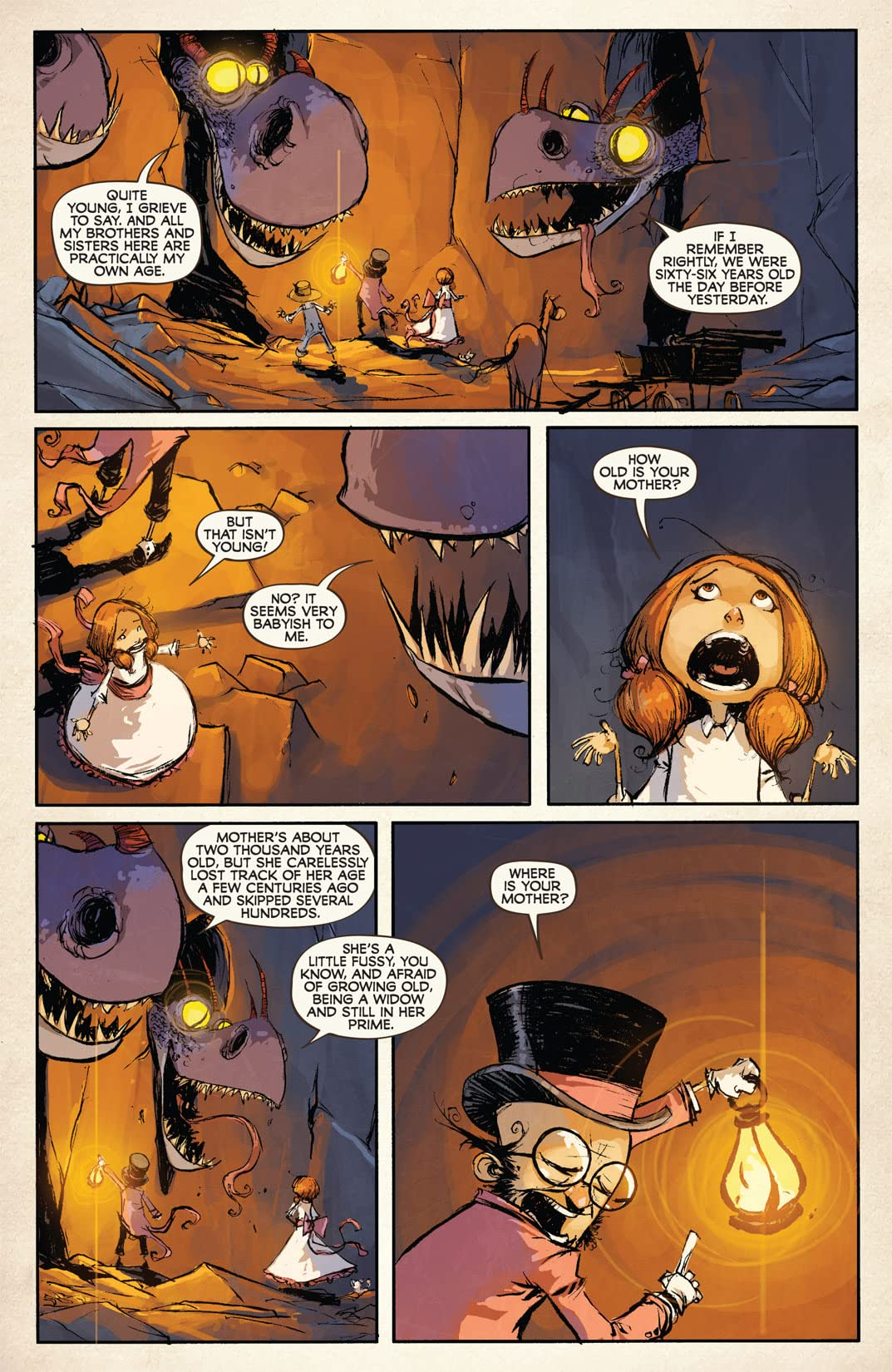 Dorothy and the Wizard In Oz #6 (of 8)