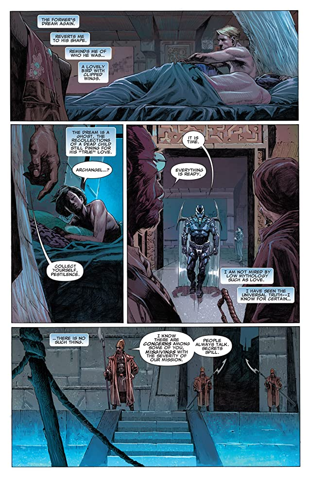 click for super-sized previews of Uncanny X-Force (2010-2012) #16