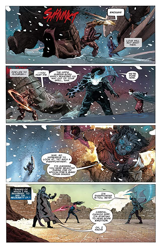 click for super-sized previews of Uncanny X-Force (2010-2012) #18