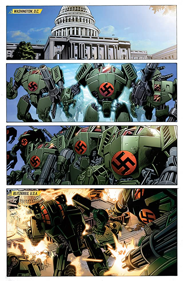 click for super-sized previews of Secret Avengers (2010-2012) #13