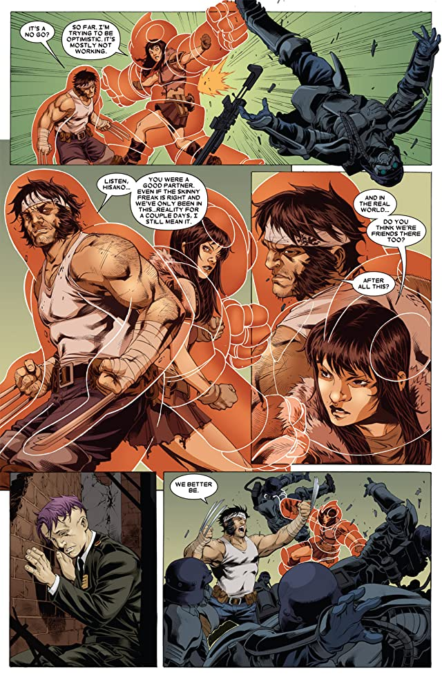 click for super-sized previews of Wolverine and the X-Men: Alpha and Omega #5