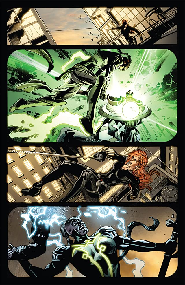 click for super-sized previews of Secret Avengers (2010-2012) #15