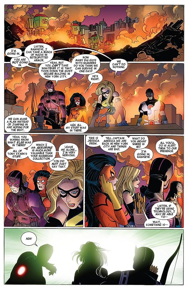 Avengers (2010-2012) #17