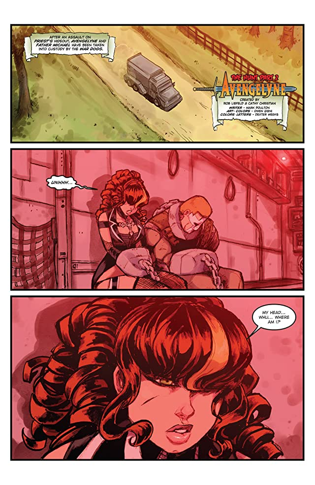 Avengelyne #8