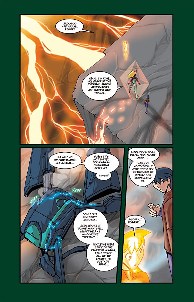 click for super-sized previews of Gold Digger #46