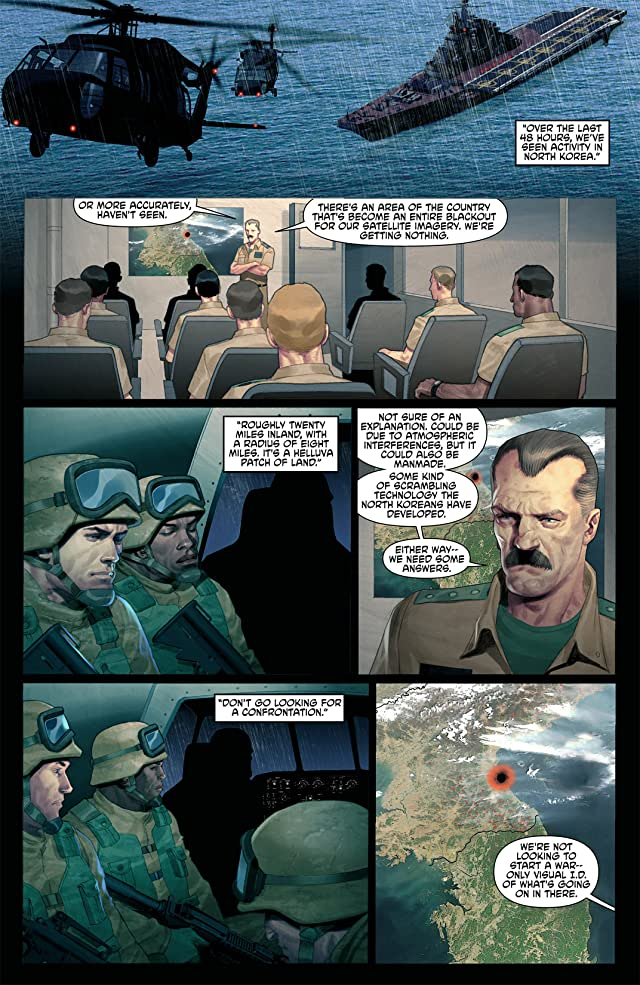 click for super-sized previews of GI Combat (2012) #1