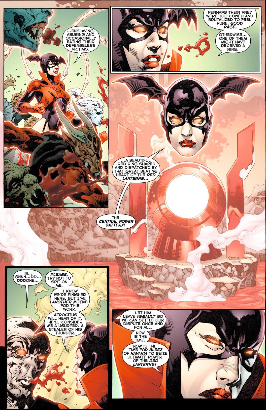 Red Lanterns (2011-2015) #9