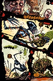 Swamp Thing (2011-2015) #9