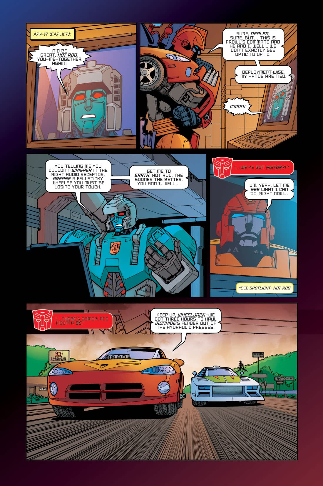 Transformers: Devastation #2