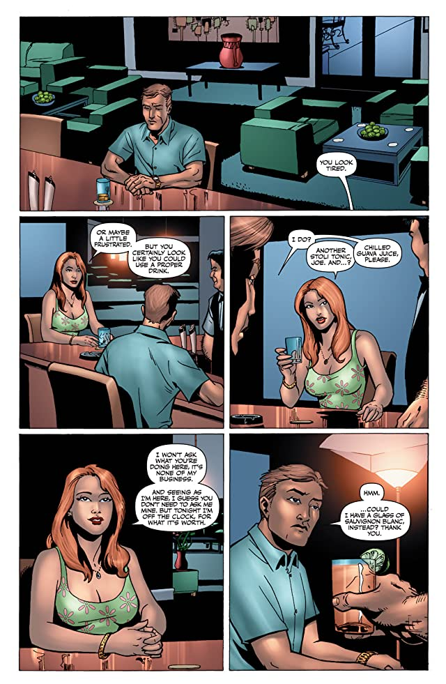 click for super-sized previews of The Boys: Herogasm #5