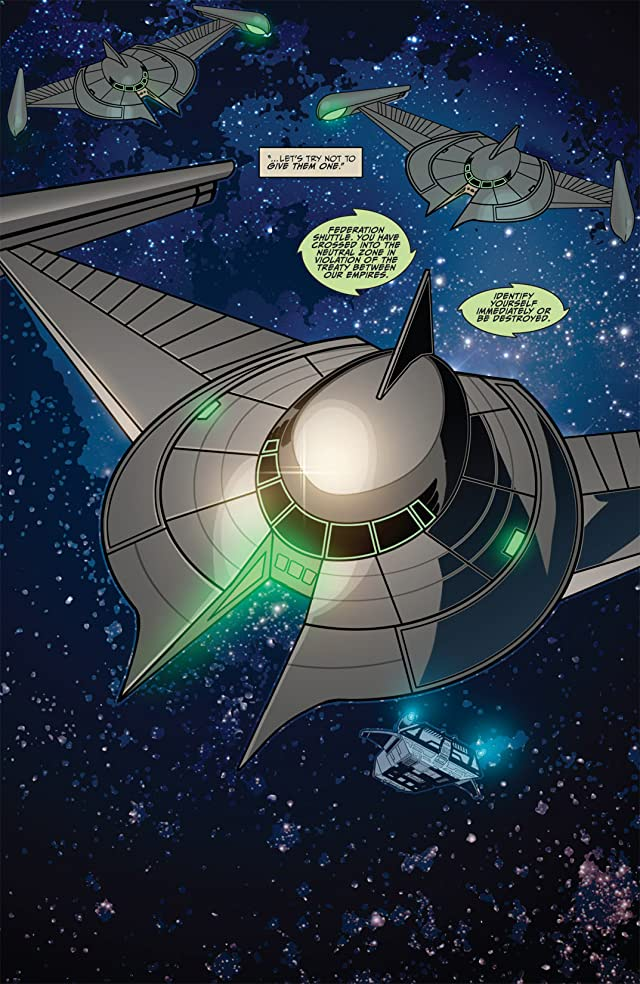 click for super-sized previews of Star Trek (2011-) #8