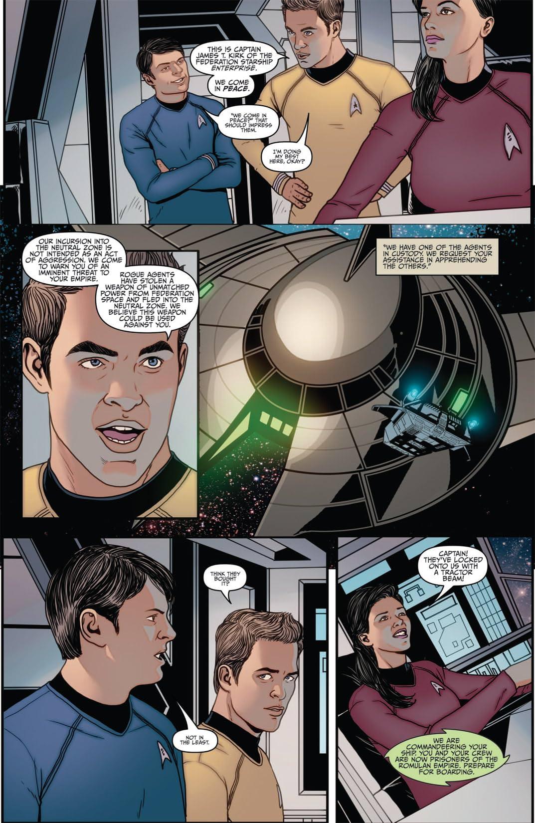 Star Trek (2011-2016) #8