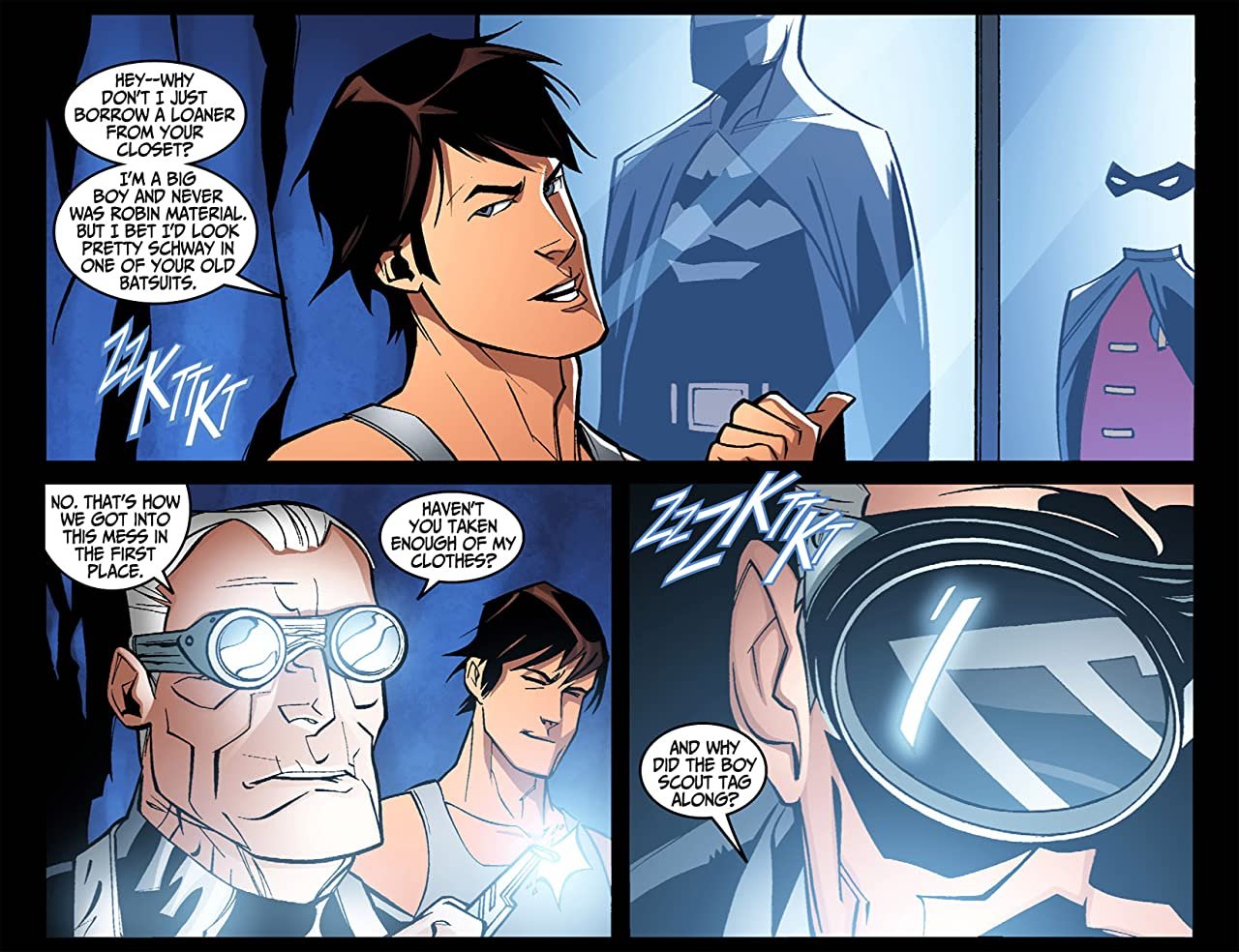Justice League Beyond (2012-2013) #6