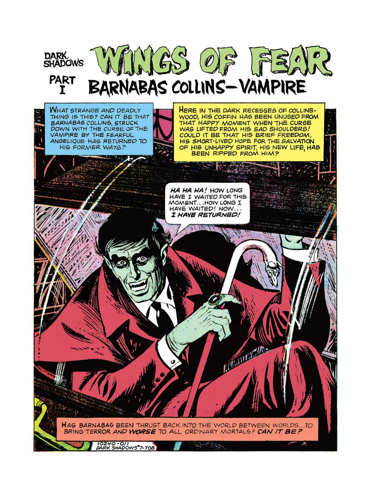 Dark Shadows #7