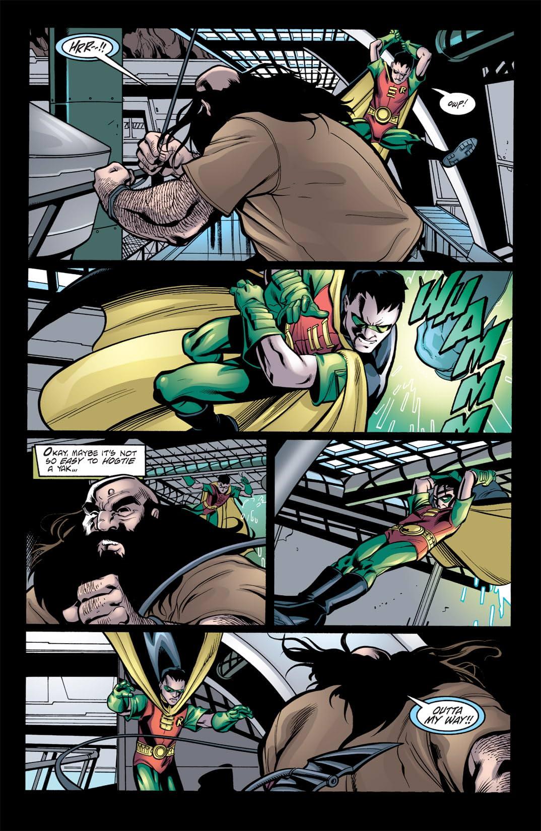 Robin (1993-2009) #119