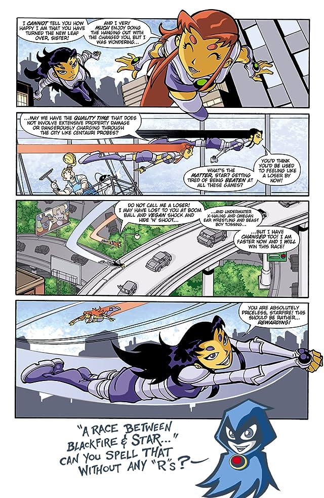 Teen Titans Go! (2004-2008) #7