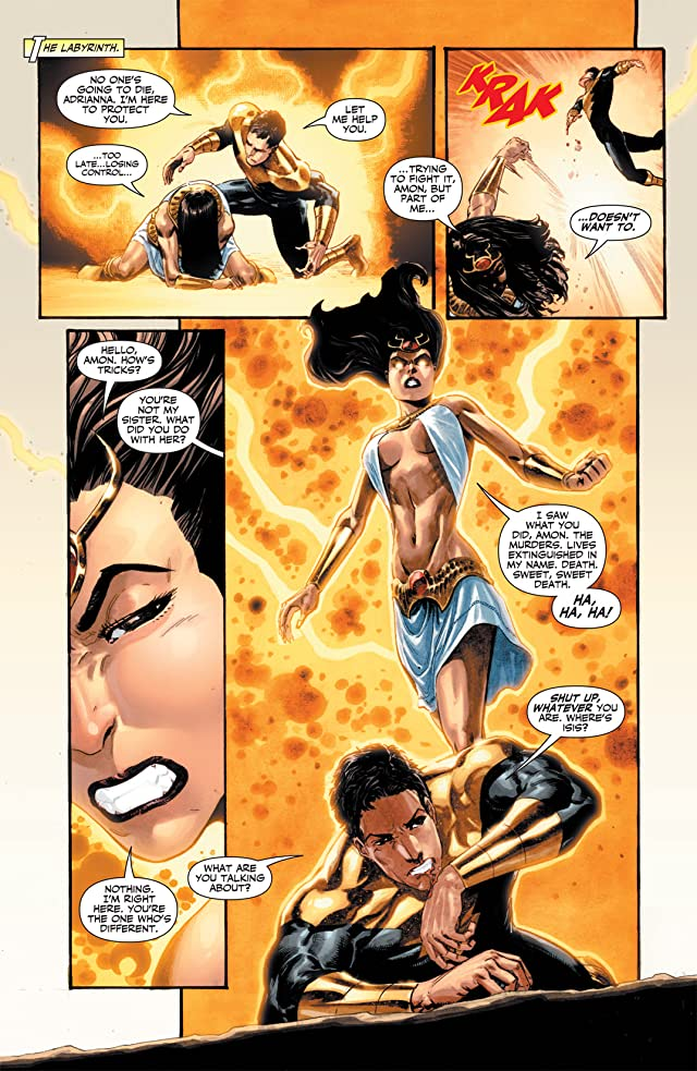 click for super-sized previews of Titans (2008-2011) #33