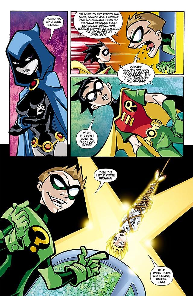 Teen Titans Go! (2004-2008) #15