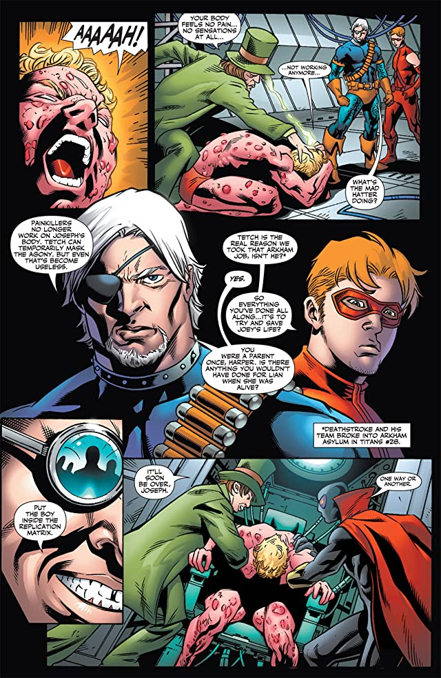 Titans (2008-2011) #37
