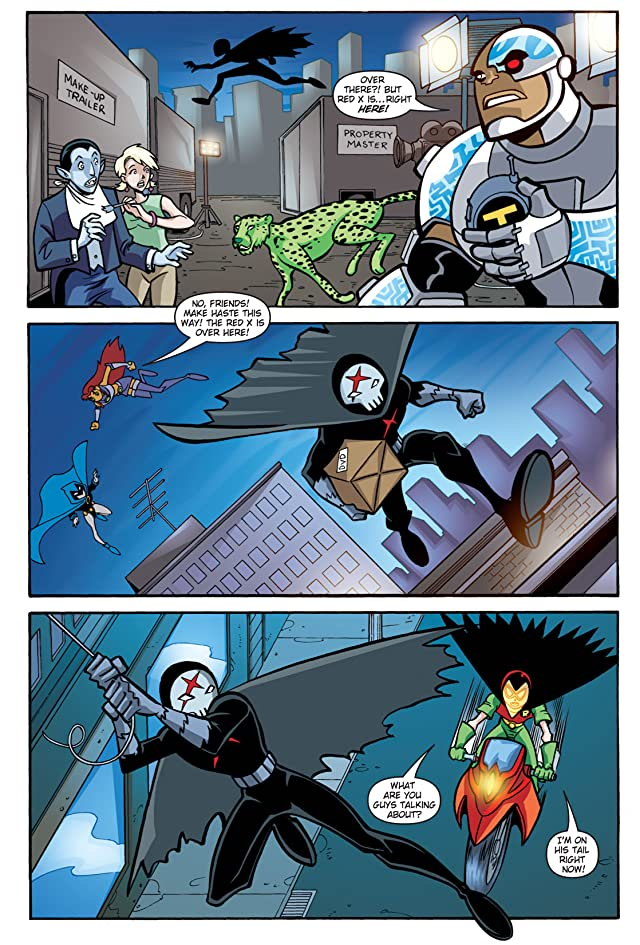 click for super-sized previews of Teen Titans Go! (2004-2008) #23