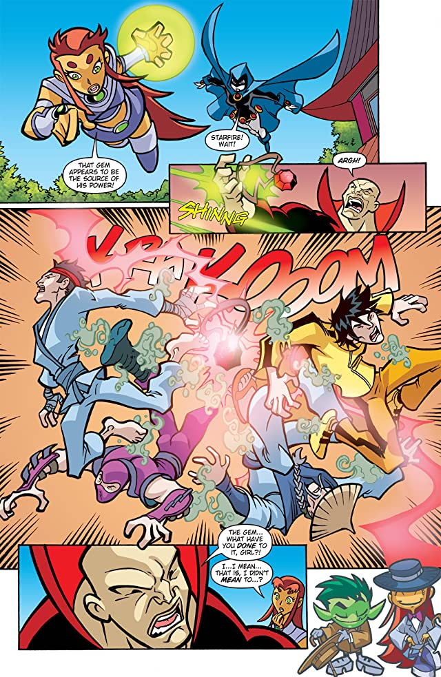 Teen Titans Go! (2004-2008) #24