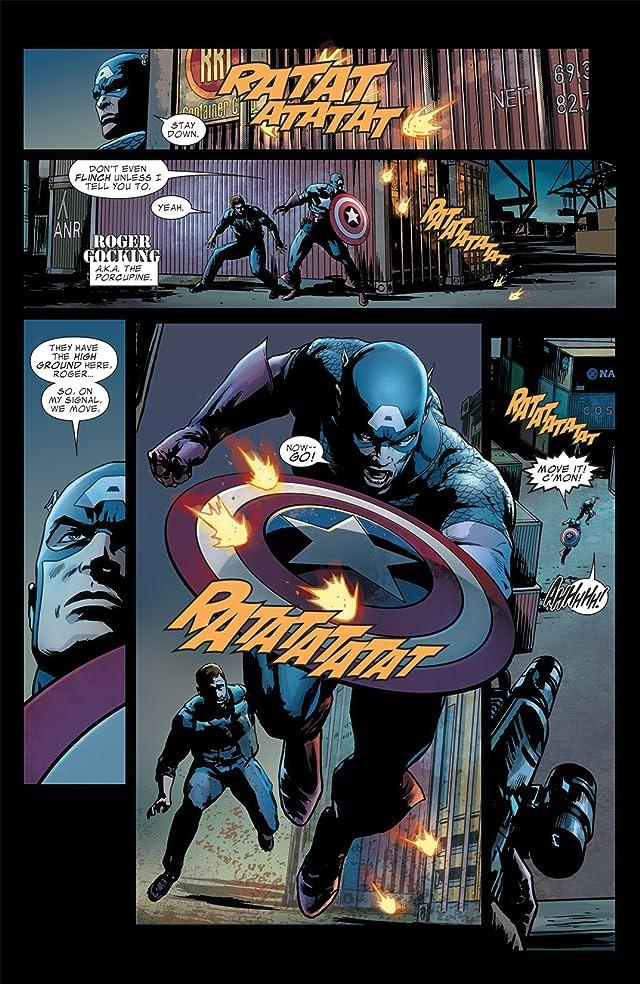 Captain America (2011-2012) #11