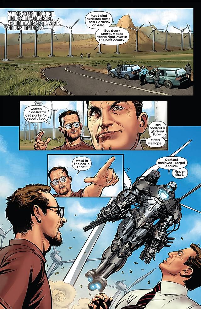 Ultimate Comics Ultimates #10