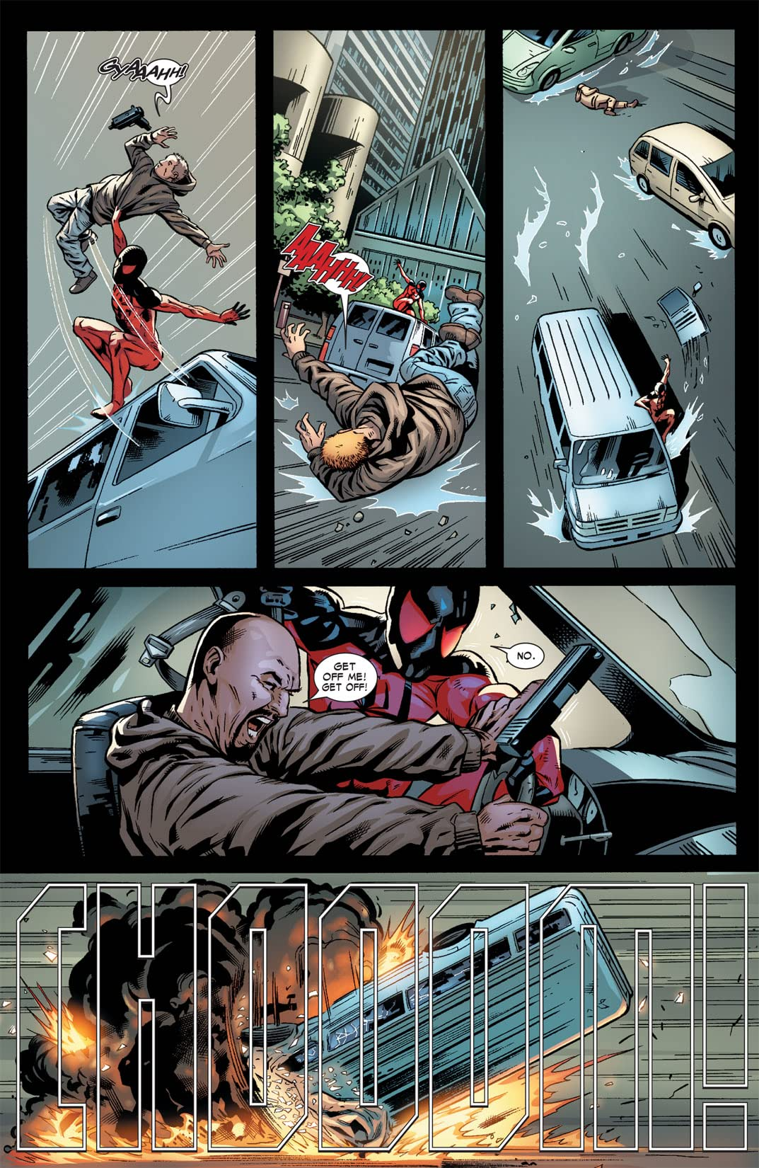 Scarlet Spider (2012-2013) #5