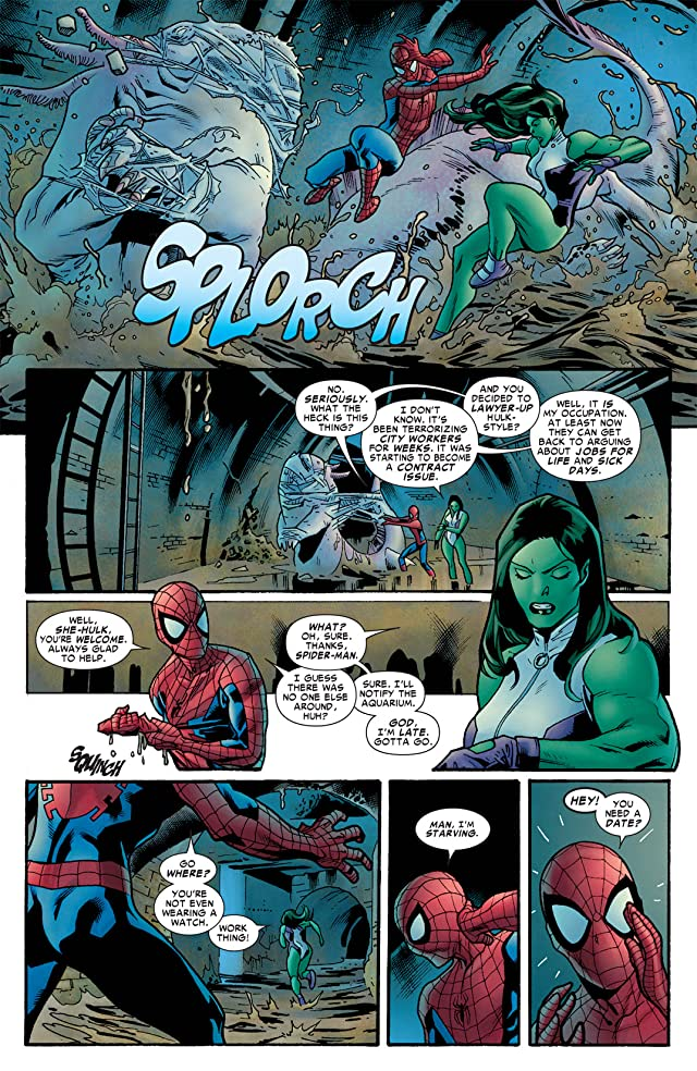 click for super-sized previews of Avenging Spider-Man (2011-2013) #7