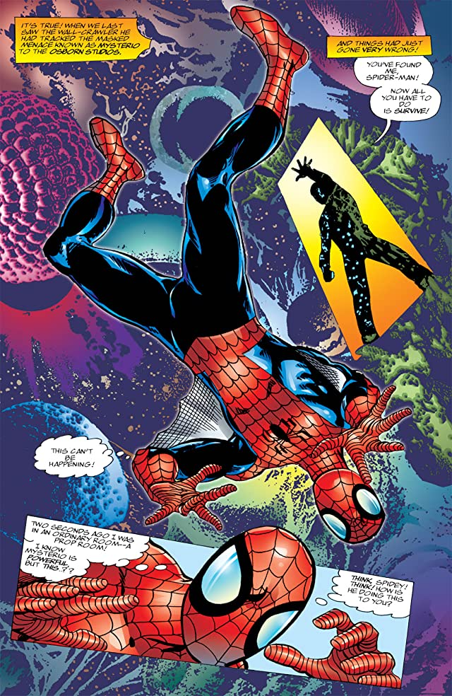 Spider-Man: Chapter One #8