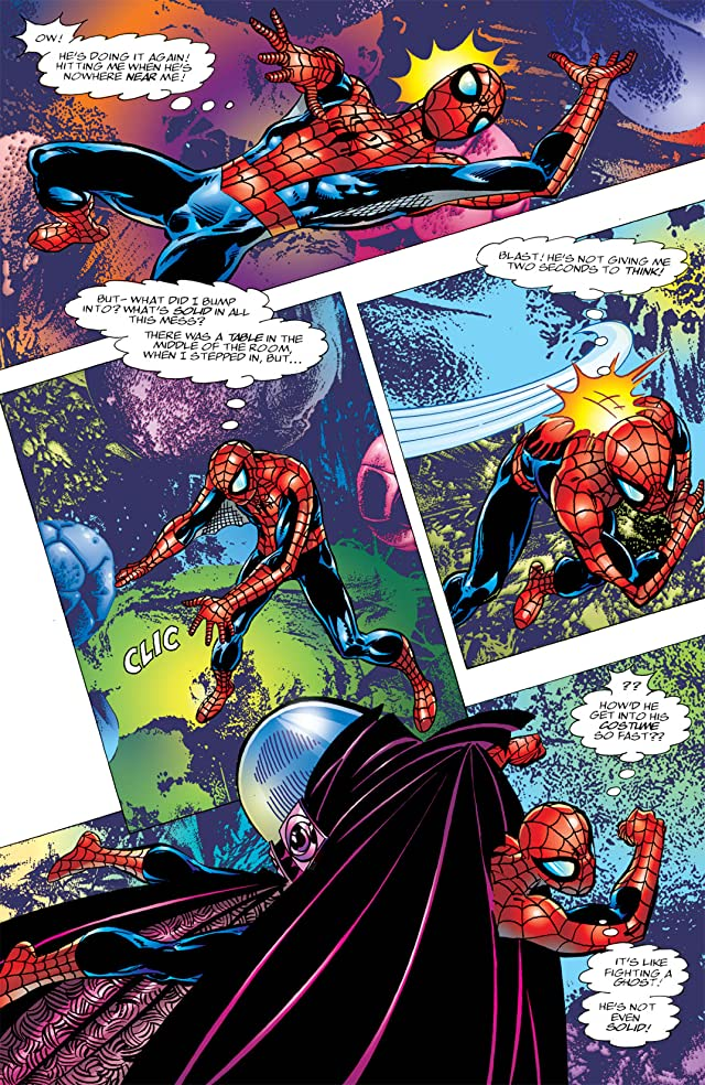 click for super-sized previews of Spider-Man: Chapter One #8