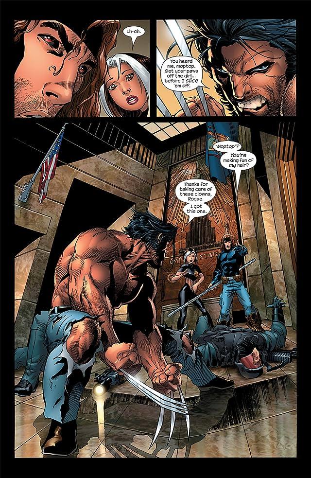 Ultimate X-Men #53