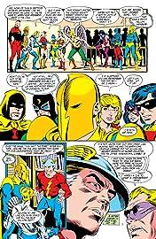Infinity Inc. (1984-1988) #1