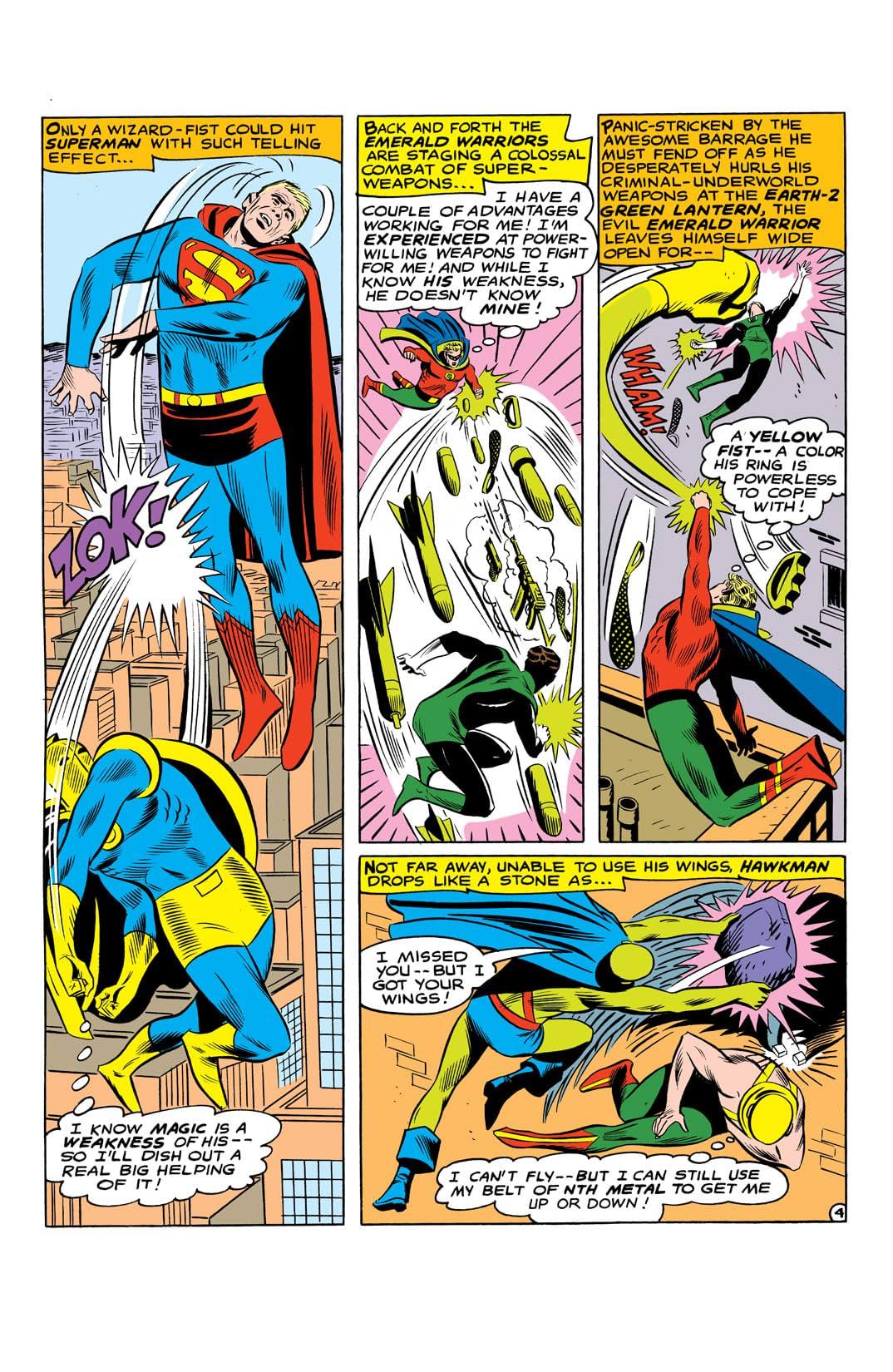 Justice League of America (1960-1987) #38